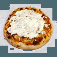 21 Tomaten, Käse, Gyros, Zwiebeln, Zaziki